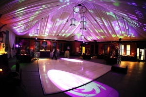 Anniversary Party Lighting and Production by Extreme Productions Entertainment