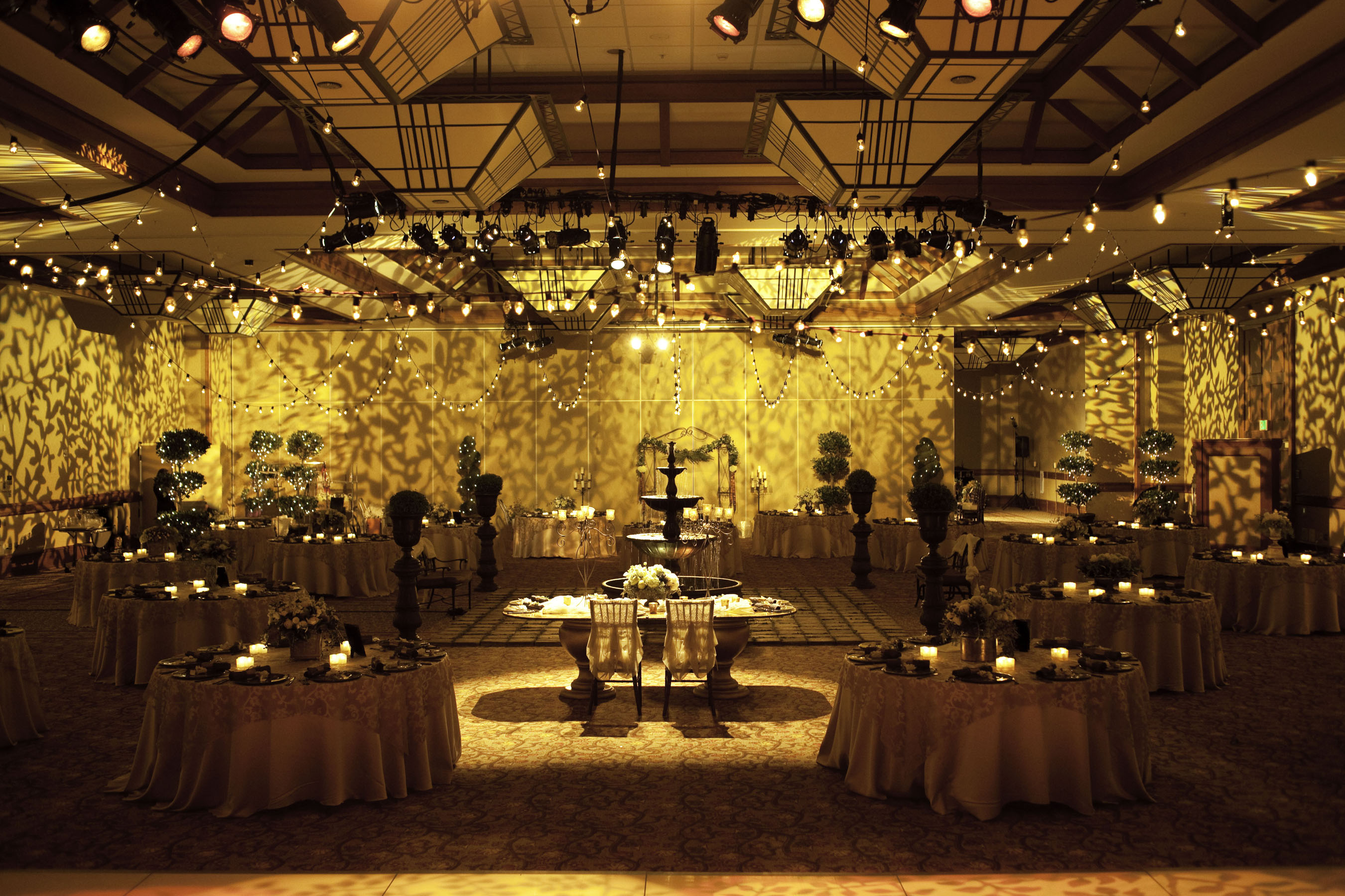 a guatemalan and italian inspired wedding lighting production 4 Ways Lighting Can Save the Day on Your Big Day