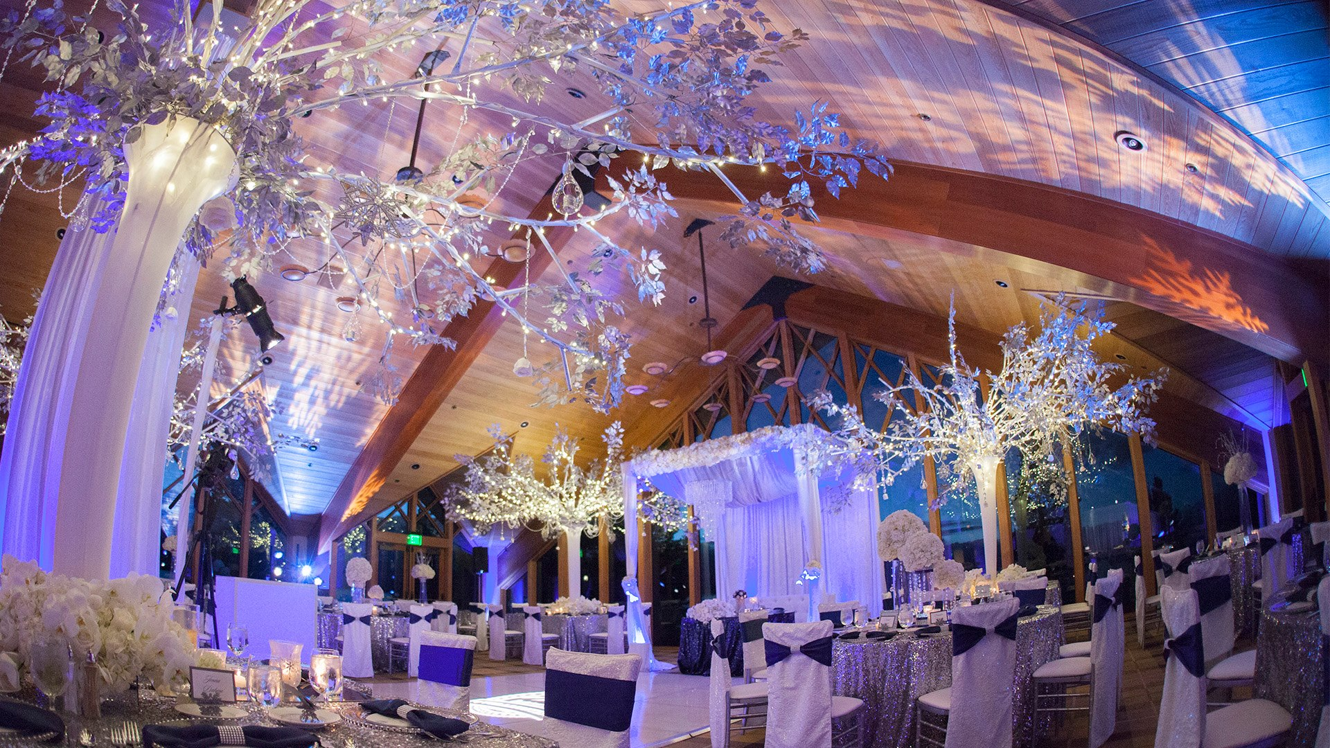 Winter Wonderland Wedding At Edgewood Tahoe Extreme